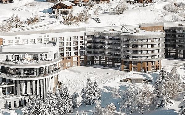 Club Med : un resort tout neuf et agrandi à l'Alpe d'Huez (photos)