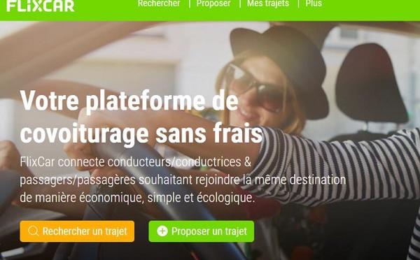 Flixbus met en ligne une offre concurrente à BlaBlaCar... sans commission