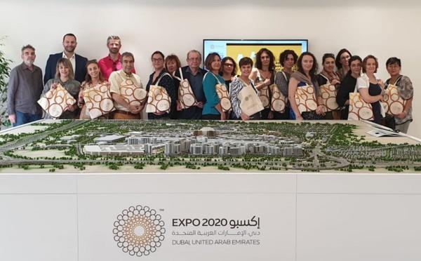 Dubaï : Parfums du Monde en repérage pour l'exposition universelle 2020