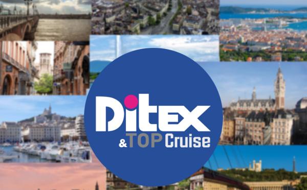 DITEX Top Cruise 2020 : Adriana Minchella et le CEDIV, fidèles au rendez-vous
