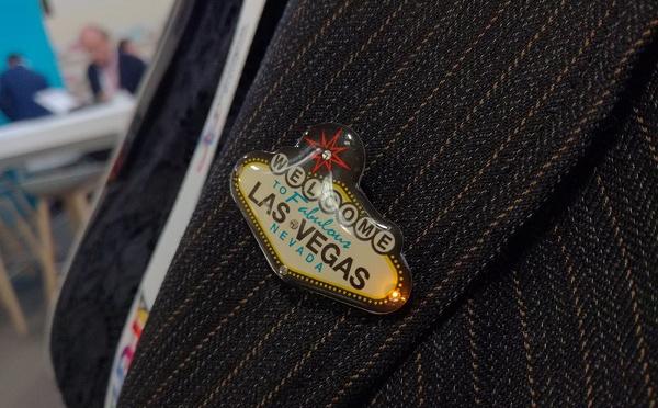 """""""Le CES Las Vegas possède la vertu de nous transformer en gamins, tous !"""""""