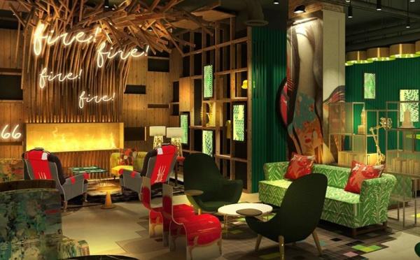 NH Hotel Group a ouvert son premier établissement nhow à Londres
