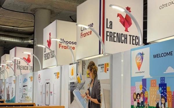 """Las Vegas : au CES, les régions françaises jouent à """"celle qui aura le plus gros""""..."""