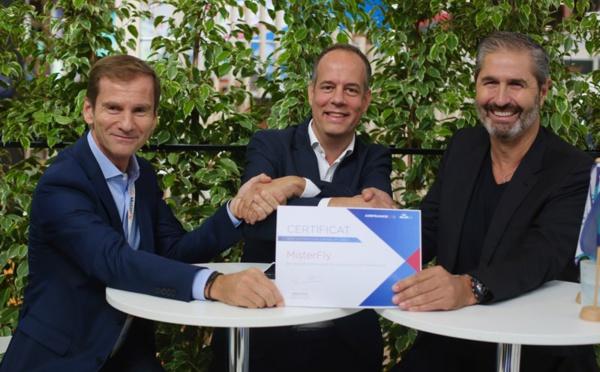 Air France KLM : MisterFly certifié pour la nouvelle version des API NDC
