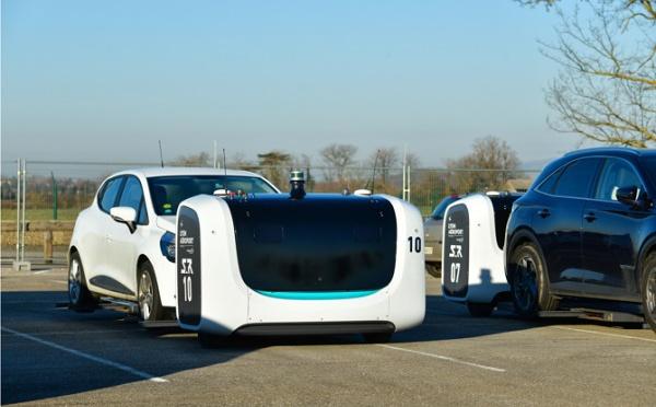 L'Aéroport de Lyon étendra son parking robotisé pour l'été 2020