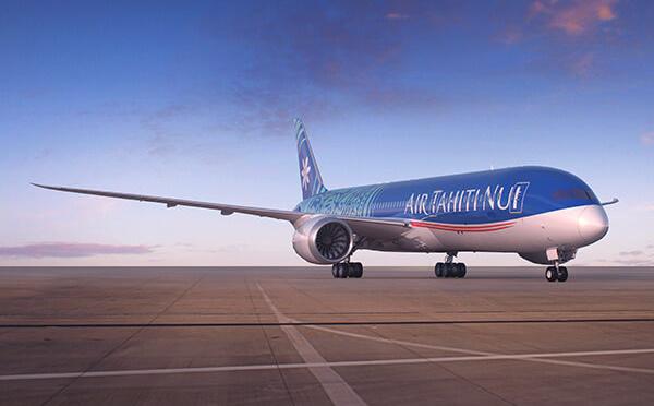 Comment Air Tahiti Nui veut conforter sa place de leader en Polynésie