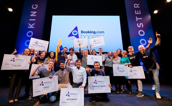 Start-up : Booking va allouer 2,6 millions d'euros aux innovations durables