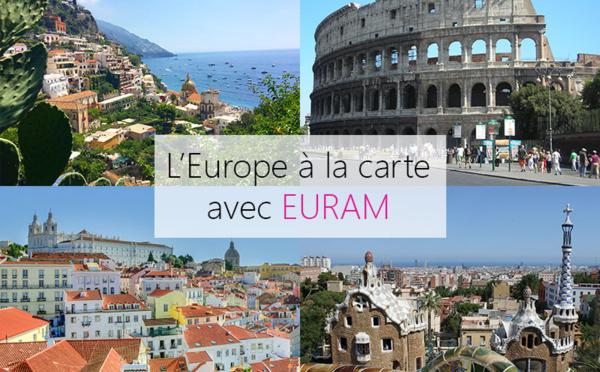 EURAM - nouveaux tarifs, nouvelle offre !
