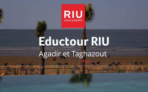 Découvrez la gamme hôtelière RIU au Maroc
