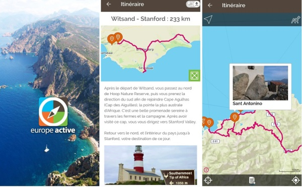 Voyages moto : Europe Active trace la route avec son roadbook interactif