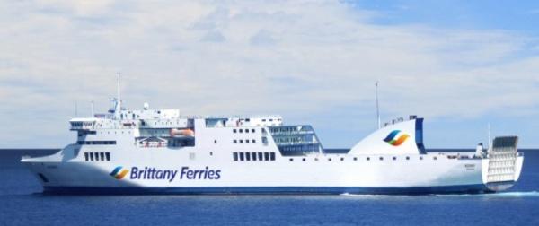 Irlande : Brittany Ferries desservira Cork et Rosslare dès mars 2020