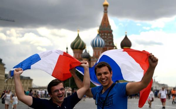 Les Français ont plébiscité la Russie en 2019