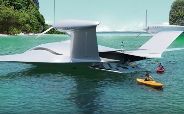 Eenuee : la start-up qui veut réinventer le voyage à bord d'un avion... électrique !