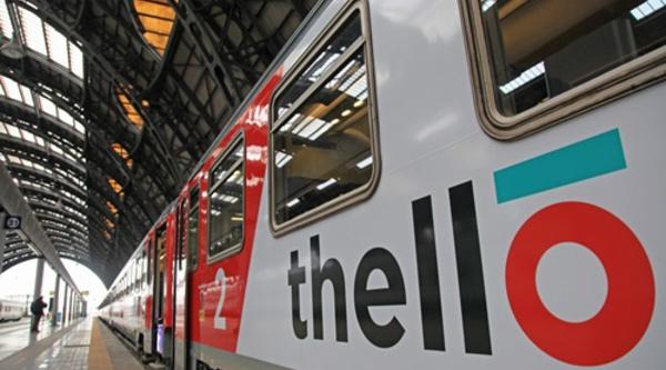 Thello suspend l'ensemble de l'activité de ses trains jusqu'au 3 avril 2020