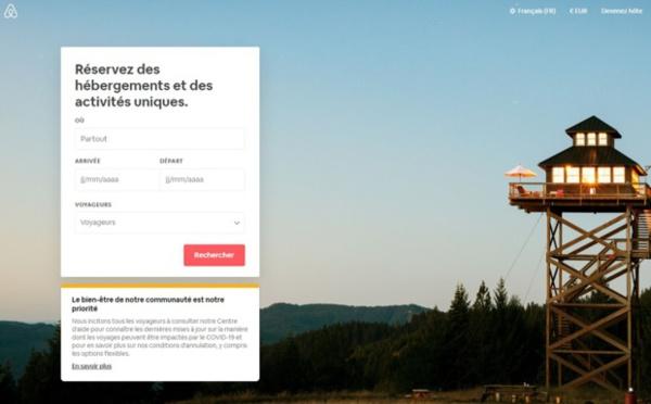 Airbnb étend ses facilités commerciales aux réservations existantes