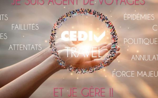 #JesuisAgentdeVoyages - Cediv Travel lance une cagnotte pour offrir les repas aux soignants
