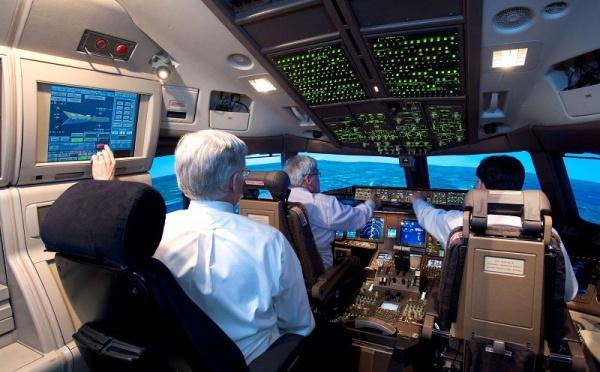 Aérien : Boeing prévoit une forte hausse des besoin en pilotes d'ici 2031