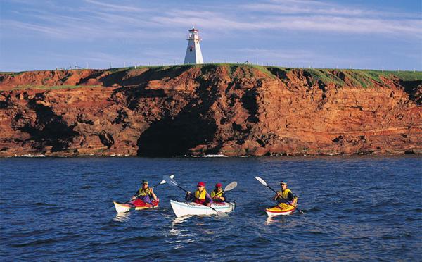 Venez découvrir l'Île-du-Prince-Edouard au Canada !