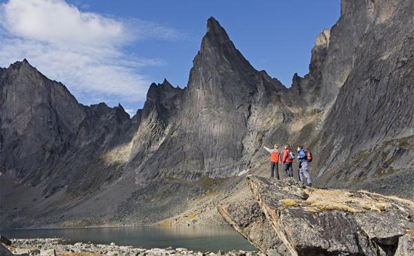 Aventurons nous sur le territoire du Yukon avec Destination Canada !