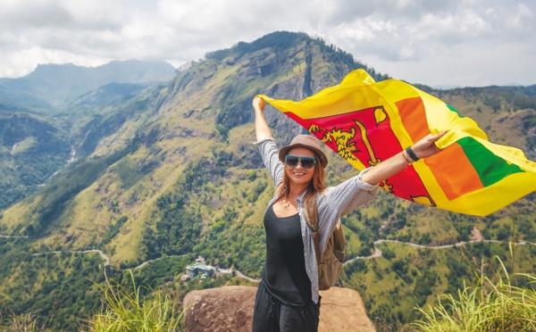 Sri-Lanka: l'île resplendissante rouvrira ses frontières le 1er août