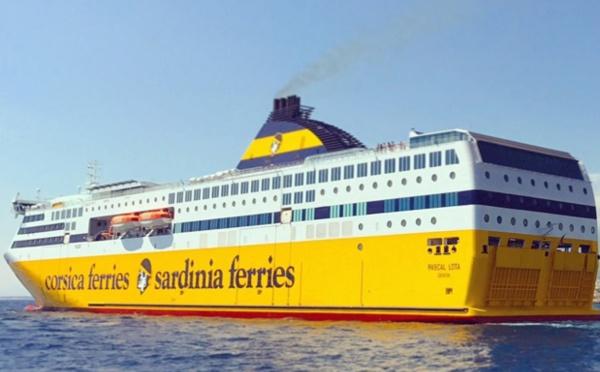 Corsica Ferries reprend progressivement son trafic vers la Corse