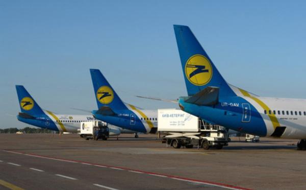 UIA reprend ses liaisons entre Paris et Kiev