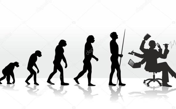 """S'adapter ou mourir... Bonnes vacances """"darwiniennes"""" à tous !"""