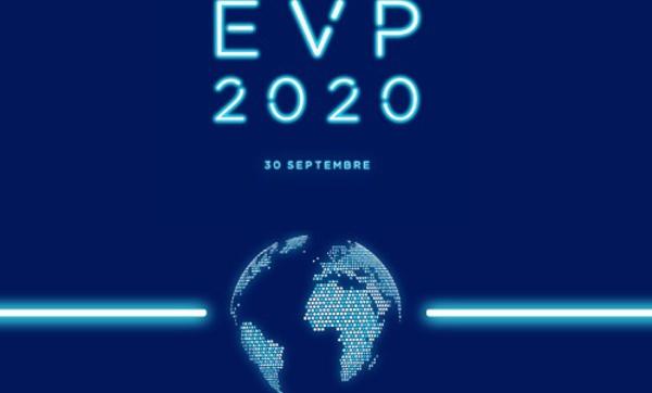 Voyage d'affaires : l'EVP 2020 se tiendra en format 100% digital