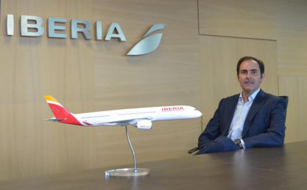 Javier Sánchez-Prieto nommé nouveau président exécutif d'Iberia