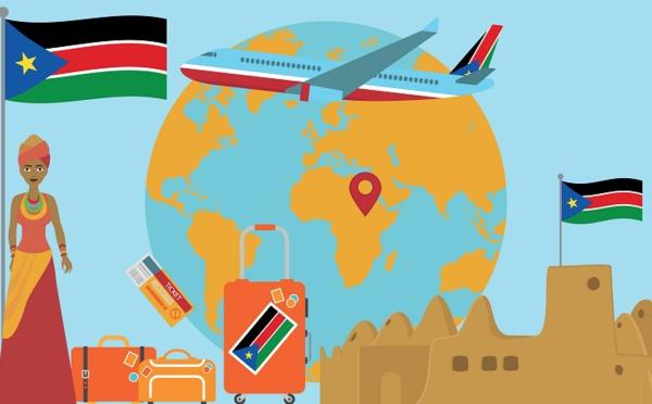 Soudan du Sud : le pays lance un système de visa électronique