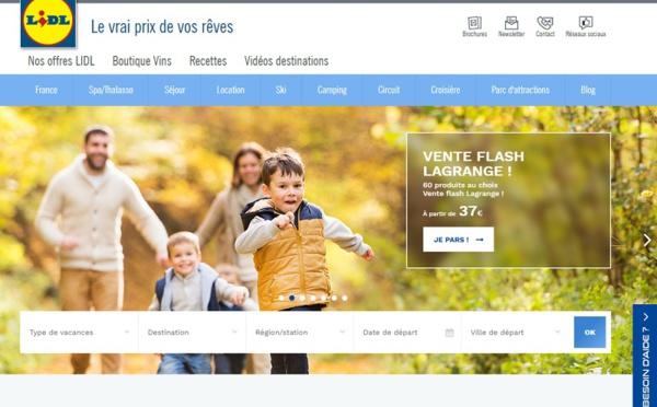 Lidl Voyages : la France en tête pour les vacances de la Toussaint