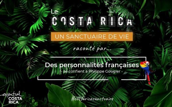 Instagram : l'office de tourisme du Costa Rica vous donne rendez-vous avec Patrick Poivre d'Arvor
