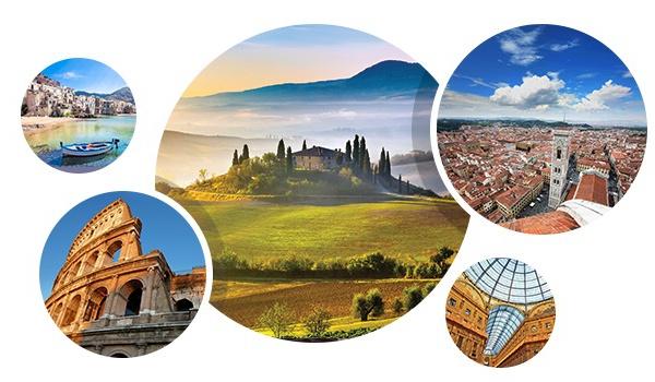 Challenge : vendez l'Italie avec Decoov et gagnez un séjour à Rome