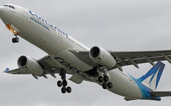 Confinement : Corsair assouplit sa politique commerciale pour les vols de novembre 2020