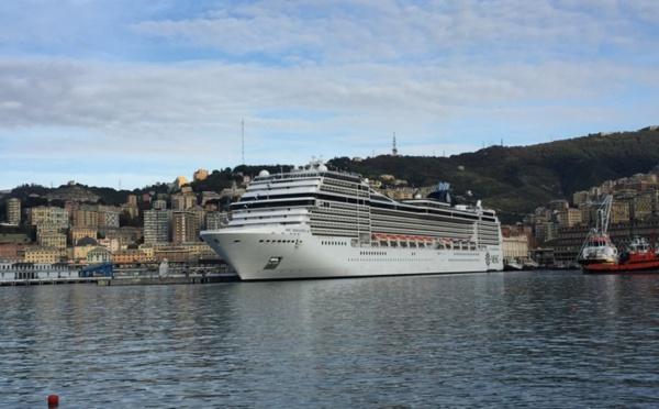 MSC Croisières suspend les traversées du MSC Magnifica jusqu'au 18 décembre 2020