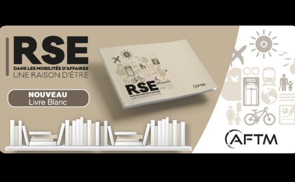 RSE dans les mobilités d'affaires : nouveau livre blanc de l'AFTM
