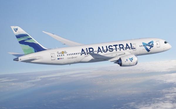 Air Austral adapte son programme de vols