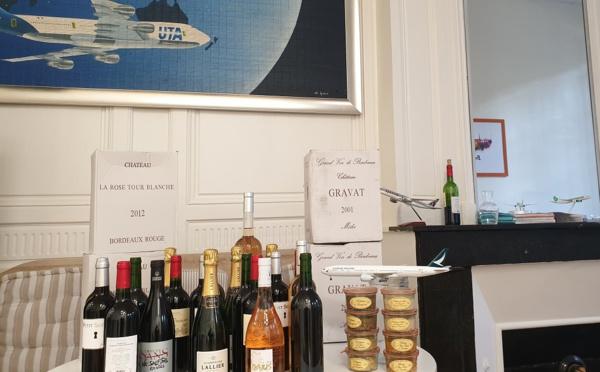 Bordeaux : l'agence 3B Voyages relance son activité de caviste