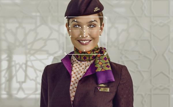 Etihad Airways et SITA testent la biométrie faciale pour son équipage