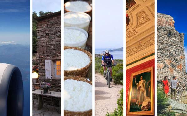 N°5 #PartezenCorse : Envie d'un voyage immersif au cœur des territoires de Corse ?