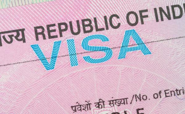 Inde: reprise de la délivrance des visas consulaires