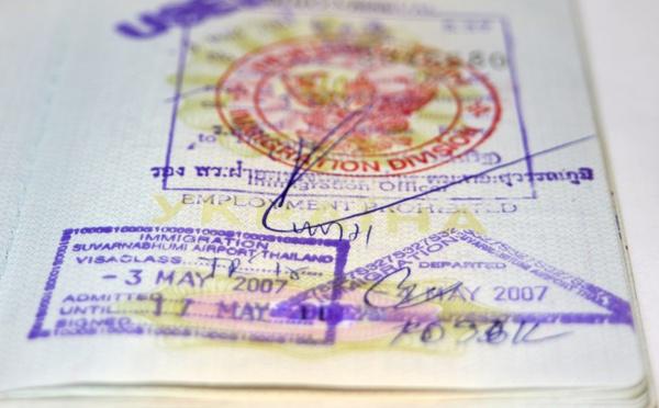 Thaïlande: la durée de séjour sans visa prochainement revue à la hausse ?