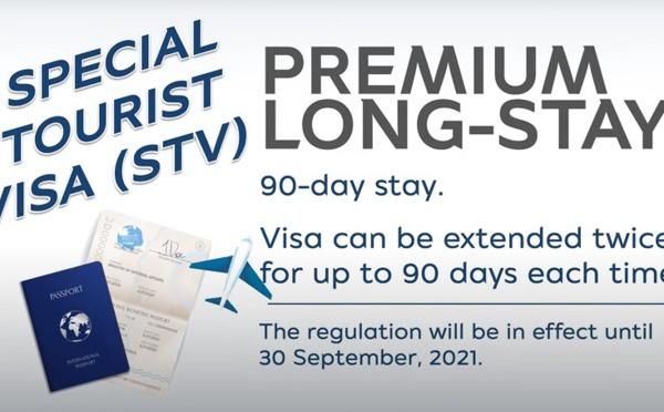 Thaïlande : le visa touristique spécial sera proposé à tous les pays du monde