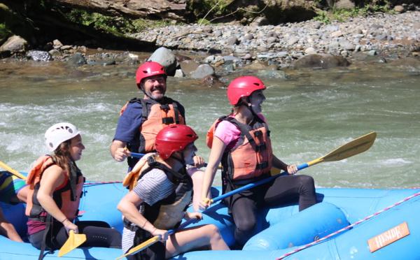 Costa Rica : osez la descente en rafting du río Pacuare !