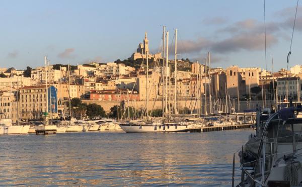 Marseille, la belle rebelle dans ses plus beaux atours