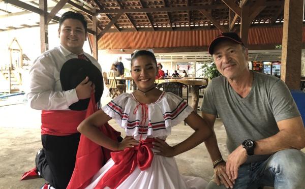 Voyage Costa Rica : musique et danse folklorique