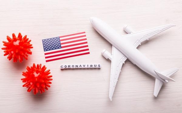 États-Unis: un résultat négatif de test Covid-19 sera exigé pour les passagers aériens