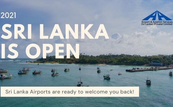 Sri Lanka: l'île est ouverte aux touristes étrangers