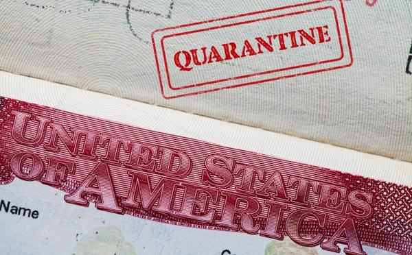 États-Unis: Joe Biden impose aux voyageurs aériens internationaux de se mettre en quarantaine à leur arrivée