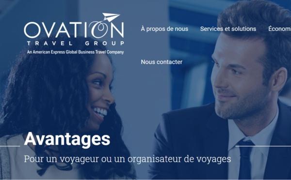 American Express GBT se paye le Groupe Ovation Travel